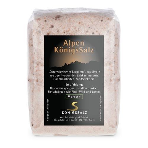 AlpenSalz gemahlen Tüte 250 g