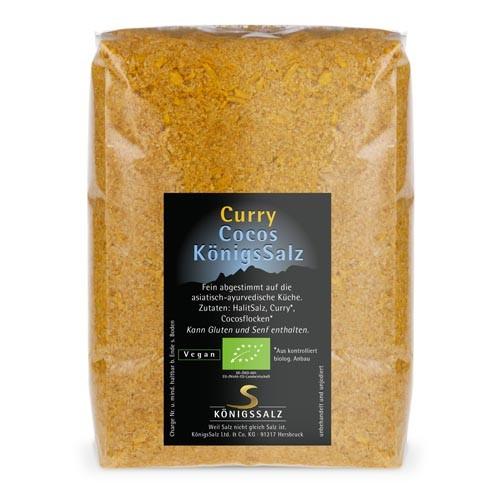 CurryCocosSalz Tüte 500g aus k.b.A.