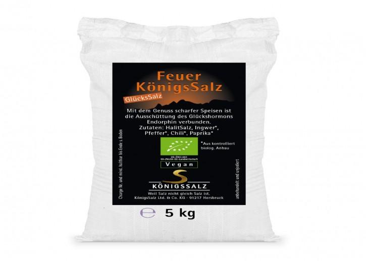 FeuerSalz Eimer 5kg aus k.b.A.