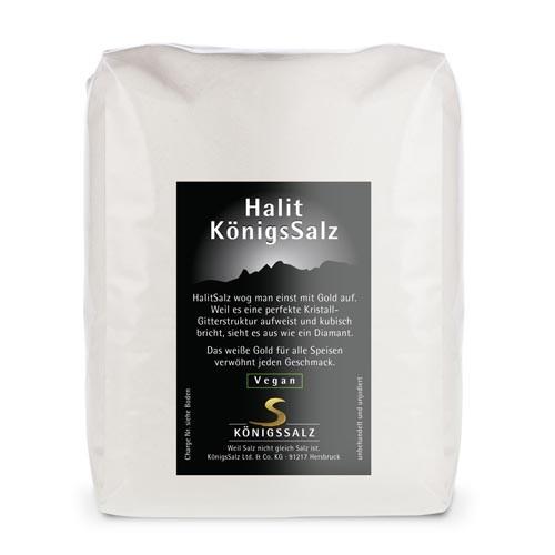 HalitSalz gemahlen Tüte 500g