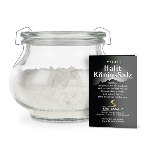 HalitSalz Granulat Glas 180g