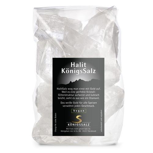 HalitSalz Kristalle Tüte 500g