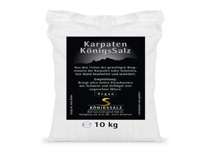 KarpatenSalz gemahlen Eimer 10kg