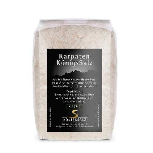 KarpatenSalz Granulat Tüte 250 g