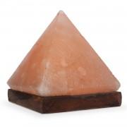 Lampe geschliffen Pyramide