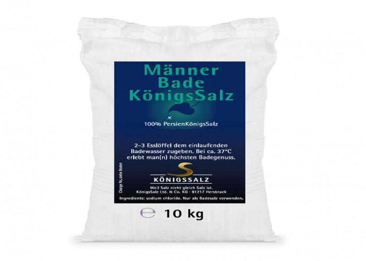 MännerBadeKönigsSalz Eimer 10kg