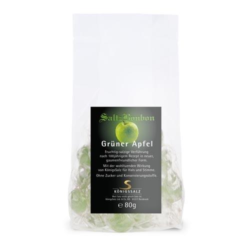 SaltzBonbon Grüner Apfel Tüte 80g