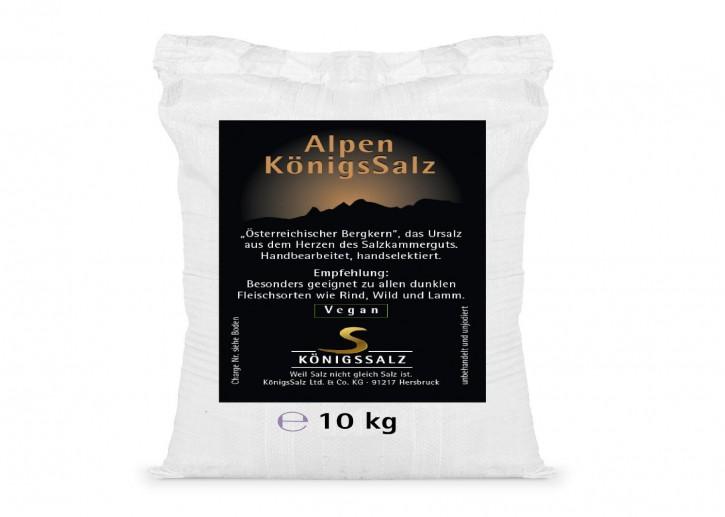 AlpenSalz Kristalle Eimer 10kg