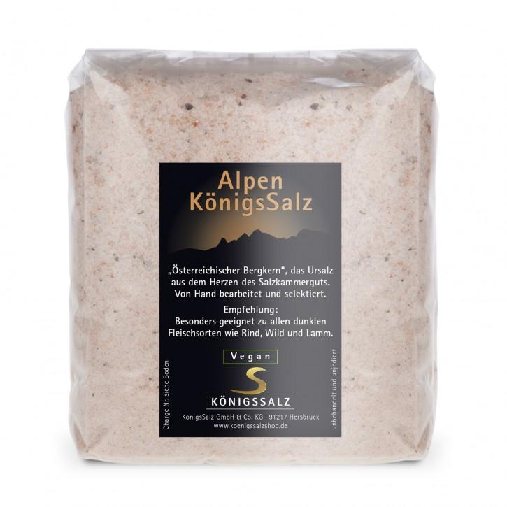 AlpenSalz gemahlen Tüte 500g