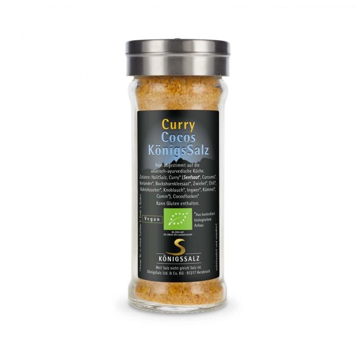 CurryCocosSalz im GlasStreuer 80g aus k.b.A.