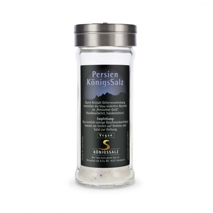 PersienSalz gemahlen im GlasStreuer 80g