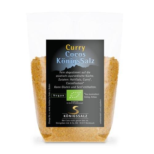 CurryCocosKönigsSalz Tüte 100g aus k.b.A.