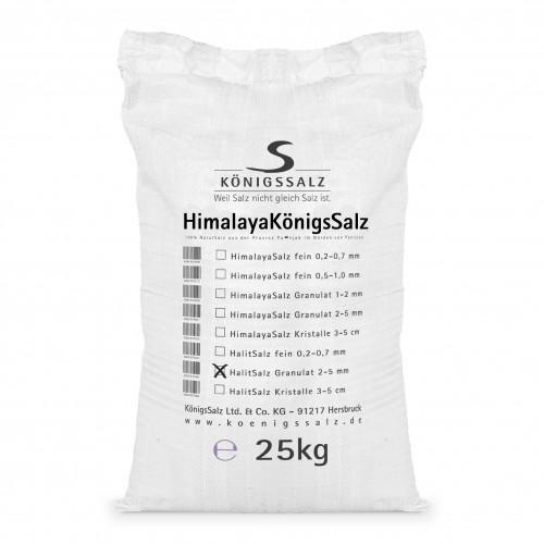 HalitSalz Granulat Sack 25kg