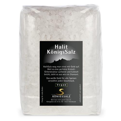 HalitSalz Granulat Tüte 500g