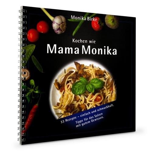 "KönigsSalz Kochbuch ""Mama Monika"""