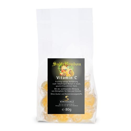 SaltzBonbon Vitamin Tüte 80g